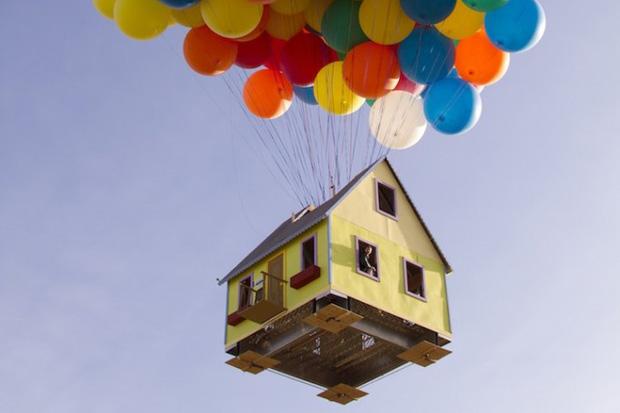 Untitledv realtà casa di quot up disney