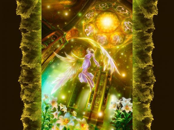 Fine Fairy Of Nature, Fairies 2