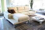 offerta divano a prezzo outlet modello Diamante in pelle.JPG
