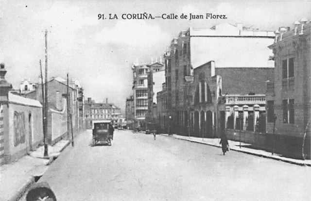 Década de los ´20.............Calle de Juan Flórez