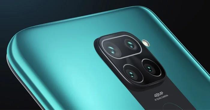 Xiaomi Redmi Note 9 Kamera