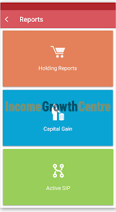 Income Growth Centre - náhled