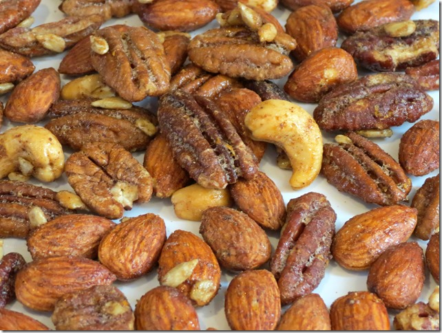 Spiced Mixed Nuts 3