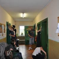 Auszubildende verschönerten Jugendclub Engelsdorf