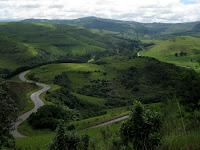 Pilgrams Rest, Drakensburg Escarpment, South Africa