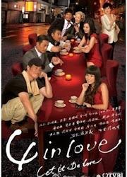 4 In Love - Tứ giác tình yêu