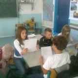 Slike iz naših učionica - redovne posjete nastavnim satima