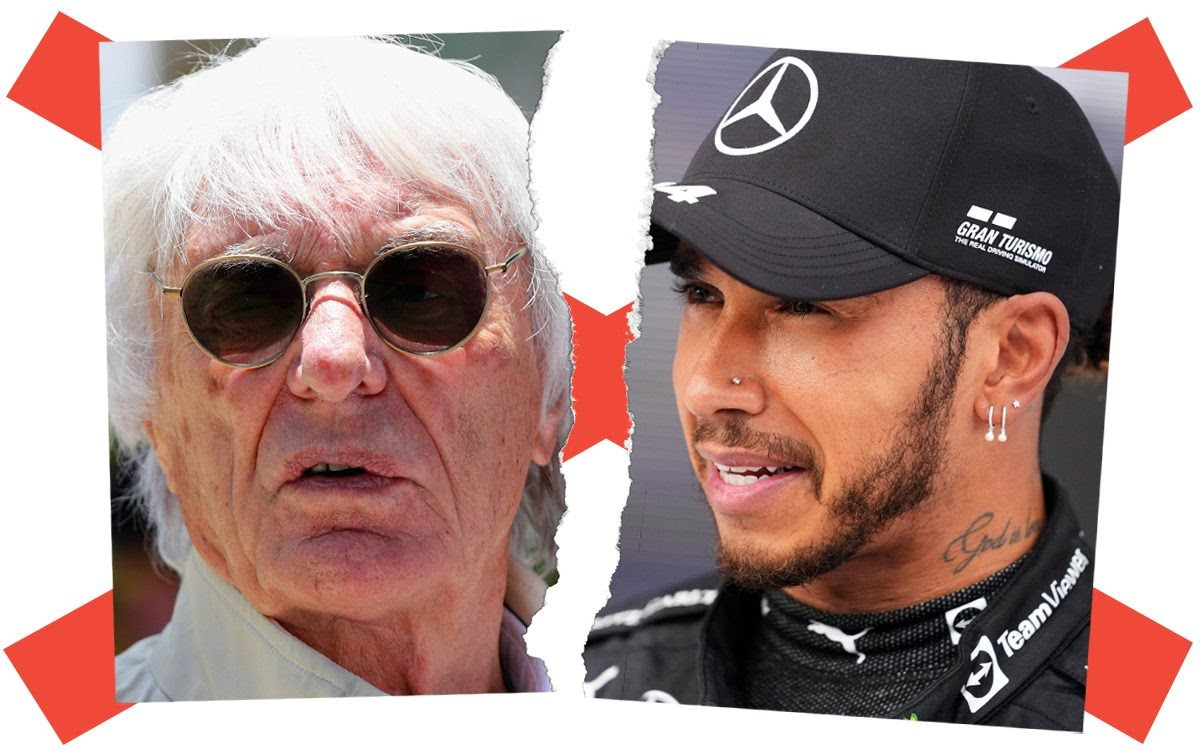 'Lewis Hamilton has lost his drive, he will regret supporting Black Lives Matter' - Ex- Formula one boss Bernie Ecclestone