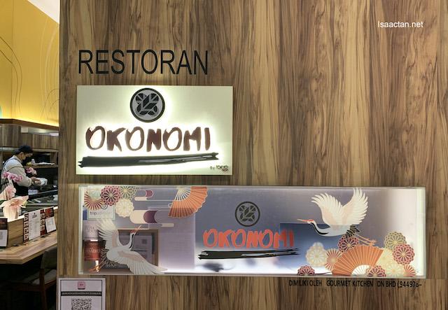 OKONOMI by Tokyo Don @ Tokyo Street, Pavilion Kuala Lumpur