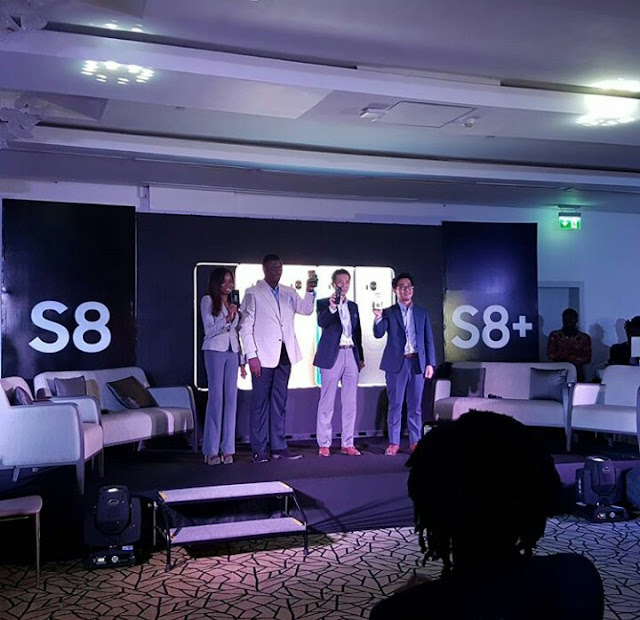 Photos From The Galaxy S8 Launch In Lagos, Nigeria 3