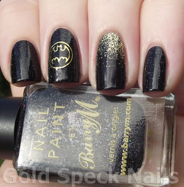 Great batman nail art designs for kids 2015 fashionte if you wish to form your nails look cool youd higher incorporate the black form of his cowl for those pretty ladies youll be able to conjointly paint prinsesfo Image collections
