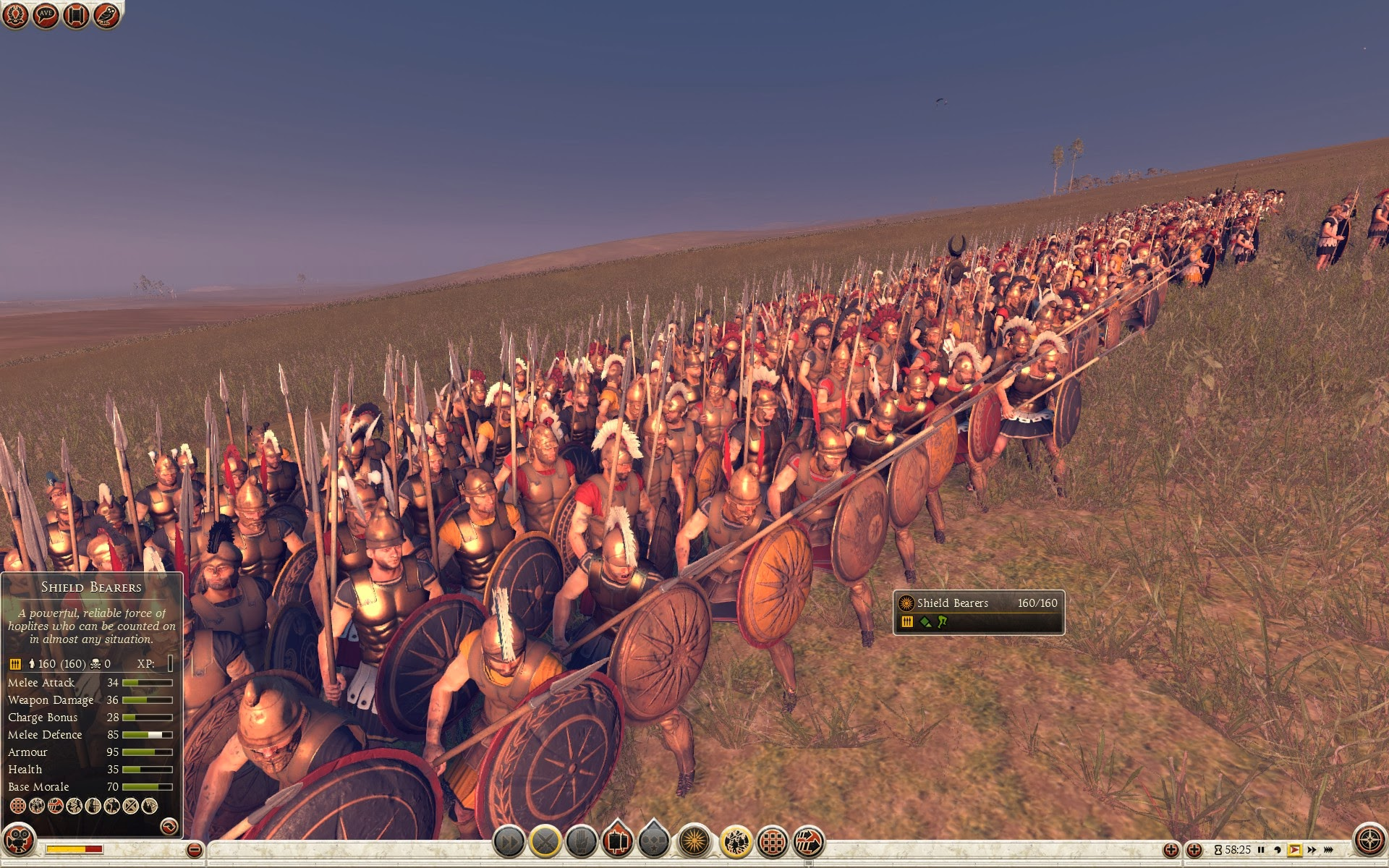 Shield Bearers - Macedon - Total War: Rome II - Royal Military Academy
