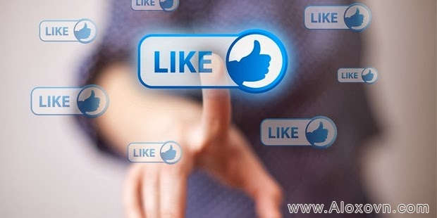 Dịch vụ tăng like fanpage facebook của Aloxovn