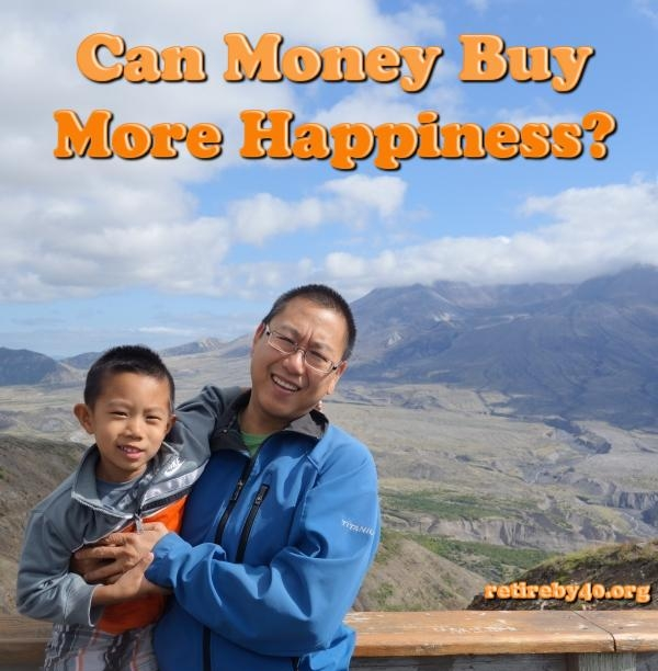 Can money buy more happiness?