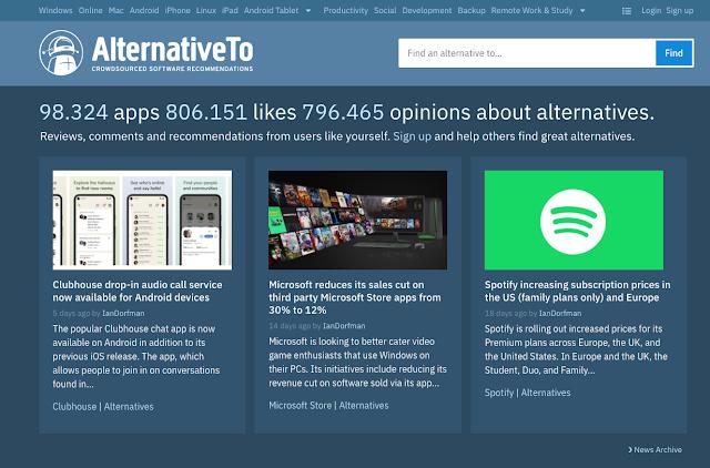 site-ajuda-encontrar-melhores-alternativas-para-os-produtos-e-servicos-que-voce-ama-e-odeia