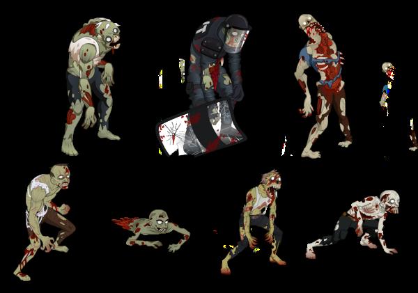 infectados dead maze