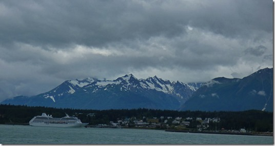 Chilkoot Inlet, Haines Cruise Ship Dock