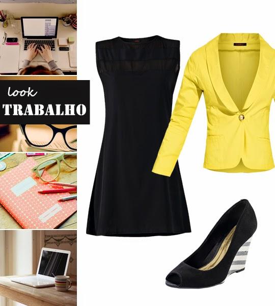 roupa para o trabalho