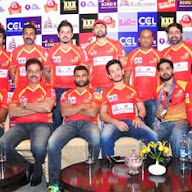 CCL 6 Telugu Warriors press Meet Photos