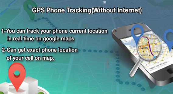 Find Lost phone Tracking -(Without Internet) - náhled