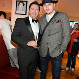 WWW.ENTSIMAGES.COM -   George Gilbey   at     Charity catwalk show at Wear it for Autism - Millennium Hotel London Knightsbridge, London October 6th 2014Charity fashion show to celebrate families and individuals affected by autism.                                                 Photo Mobis Photos/OIC 0203 174 1069