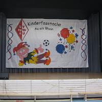 Kinderfasenacht am 07. Februar in der Rheinauhalle