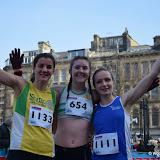 Bradford 10k Finish