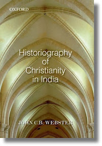 [Webster: Historiography of Christianity in India]