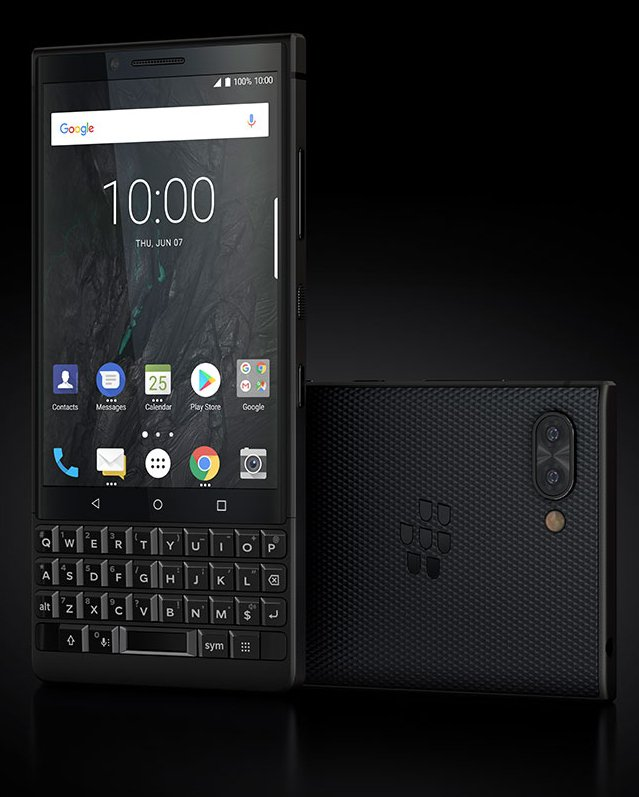 مواصفات وصور Blackberry KeyTwo قبل الإعلان الرسمي