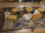 your cheese selection this morning