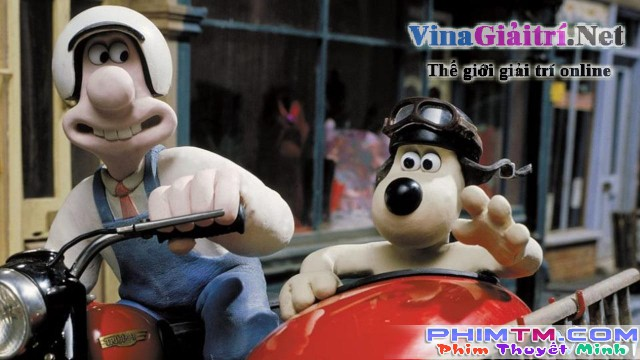 Xem Phim A Close Shave - Wallace And Gromit In A Close Shave - phimtm.com - Ảnh 1