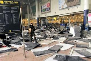 La communauté internationale solidaire avec la Belgique, condamne les attaques sanglantes à Bruxelles