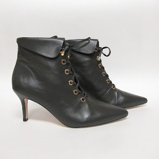 Ulla Johnson Lace Up Booties