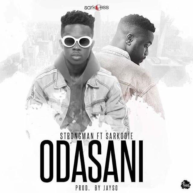 Sarkodie ft Strongman-Odasani(produce by Jayso)