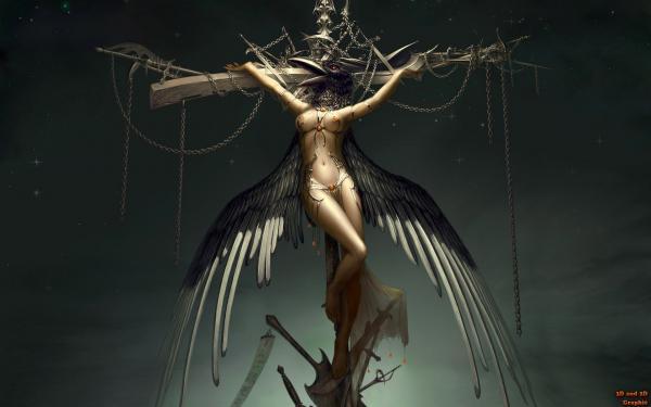 Raven Dead Girl, Ravens