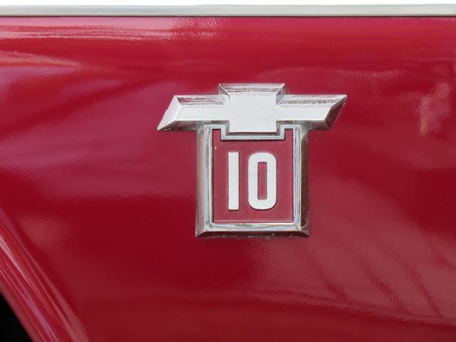 シボレーピックアップトラック-9