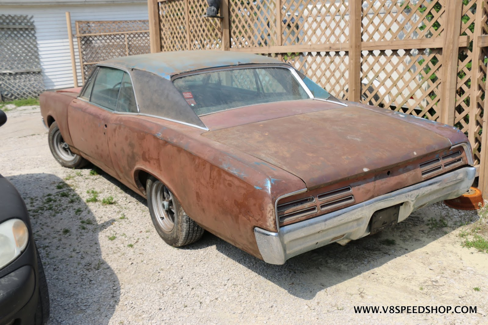 1967 Pontiac GTO Restoration and Performance Upgrades at V8 Speed