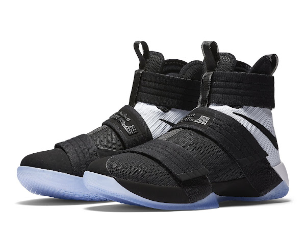 Theres a New LeBron Soldier 10 SFG That Seems to Be a Secret