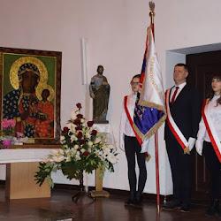 25.XI.2017 - godz. 14,45 - Msza św. -50 lecie istnienia i nadania Sztandaru HDK przy Inofanie S.A