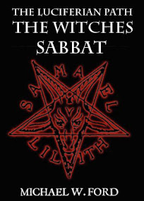 Cover of Michael Ford's Book The Luciferian Path the Witches Sabbat