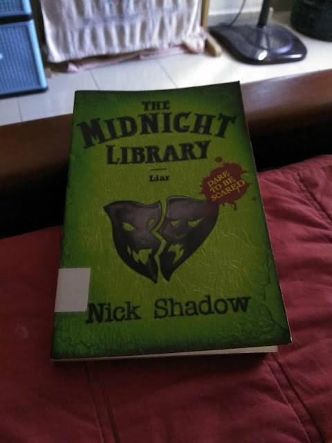 The Midnight Library : Liar (V) by Nick Shadow