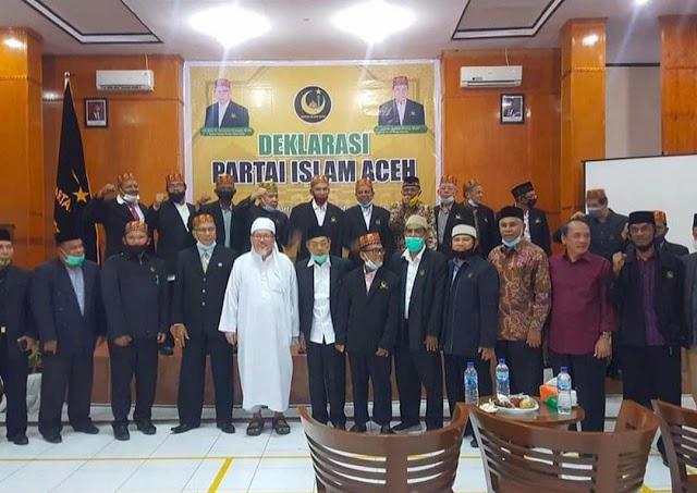 Tujuan Partai Islam Aceh Dideklarasi
