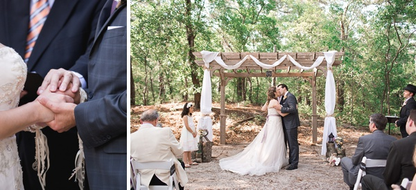 Rustic First Landing State Park Wedding Tidewater And Tulle Coastal Virginia Online Blog Magazine