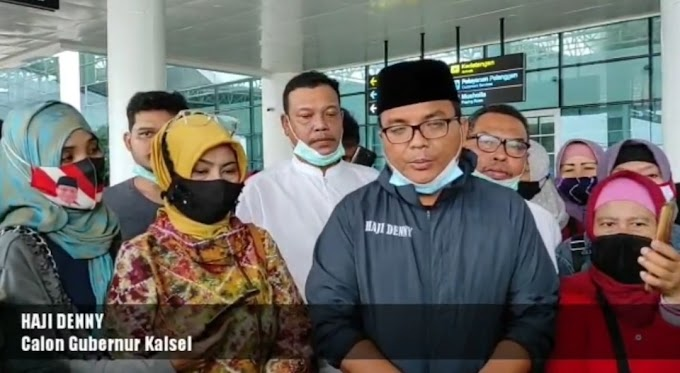 Hasil Pilkada, Denny Indrayana Akan Menunggu Duluan di MK