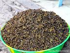 Des chenilles à vendre au marché Somba Zikida à Kinshasa, novembre 2014. Radio Okapi/Ph. John Bompengo