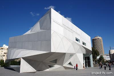 מוזיאון תל אביב לאמנות - האגף החדש