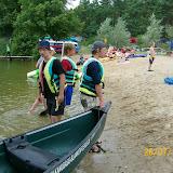 Kanutour auf der Mecklenburgischen Seenplatte 20.-28.07.2007