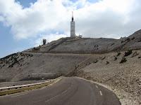 Le Ventoux, célèbre mont