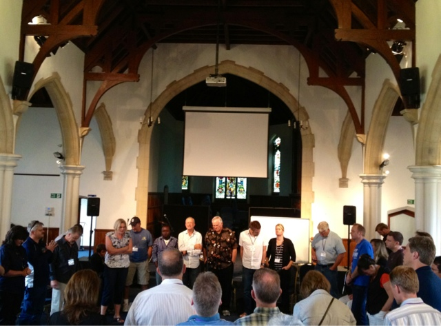 FAMILY WITH A MISSION: YWAM Presidents Gathering in