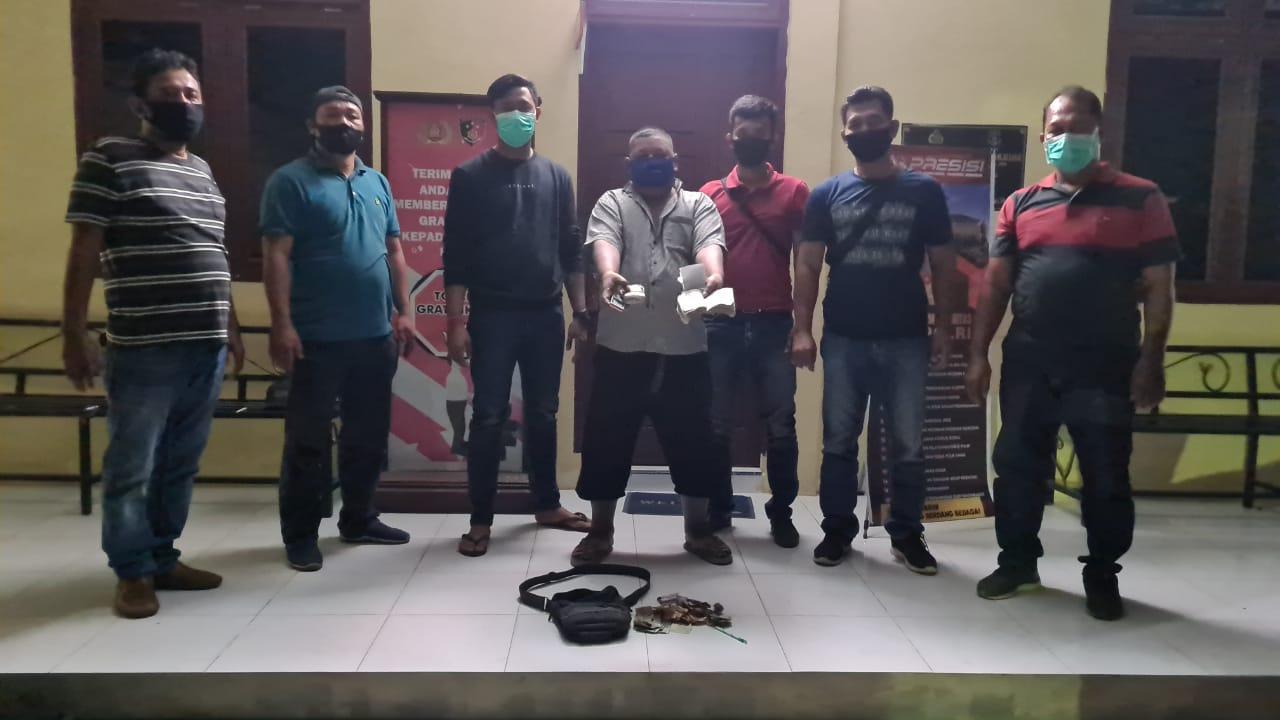 Jurtul KIM Tanjung Beringin Diciduk Tim Scorpions Polres Sergai